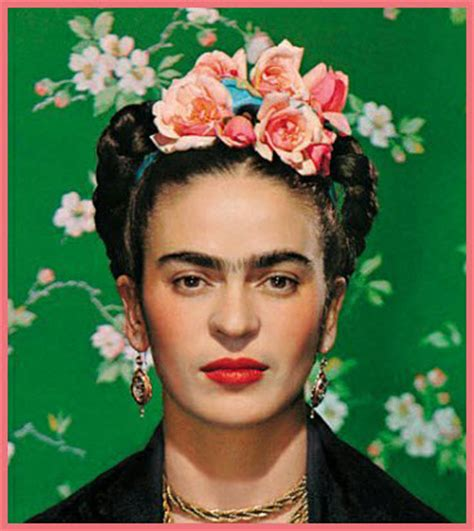 Frida Kahlo Hairstyle by Do Your Brows Need To Be Sent To Rehab 171 Bean S
