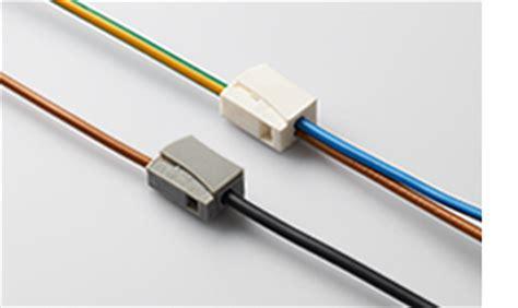 easy wire connectors easy link connector conex