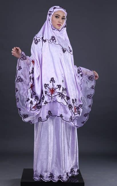 Mukenah Bali Dewasa Mukena Dewasa gambar mukena dewasa mukenah rukuh dewasa garsel bordir gmb 5620 ungu mrs bee store mrs bee