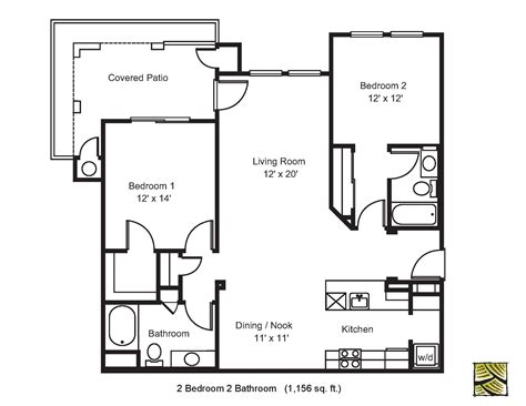 Floor Plan Layout Free | design a floor plan template free business template
