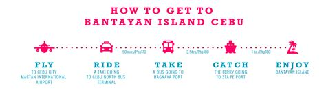 how to the ultimate way to experience bantayan island cebu ph