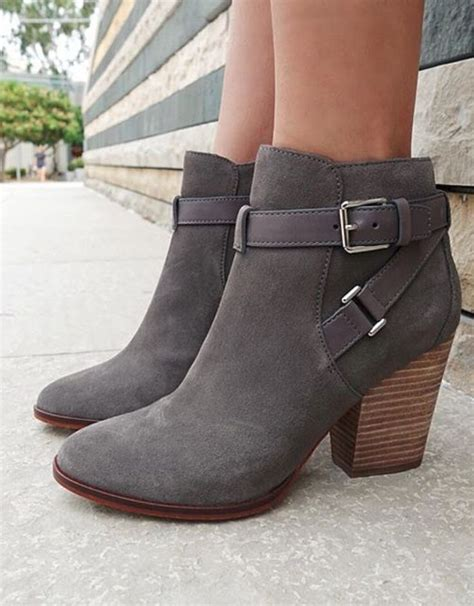 25 best ideas about grey booties on ankle