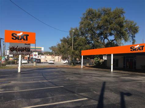 Sixt Car Rental in Tampa Airport   Sixt Car Rental Blog