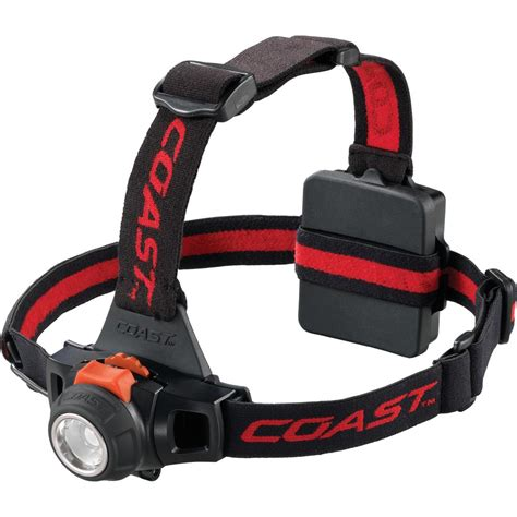 Outdoor Flood Lamps by Coast Hl27 330 Lumen Focusing Led Headlamp 19721 The