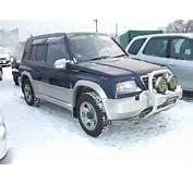 1996 Suzuki Escudo Pictures 2000cc Diesel Automatic