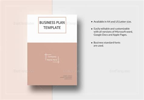 Business Plan Template 97 Free Word Excel Pdf Psd Indesign Format Download Free Indesign Business Plan Template Free