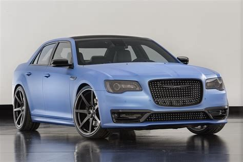 300 Super S Concept Is Chrysler?s Way Of Teasing A Mopar