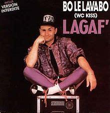 Le Bidet Lagaf by Bo Le Lavabo