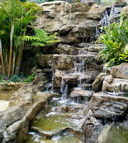 Rock Garden With Water Feature The Tenacious Gardener Garden Overhaul