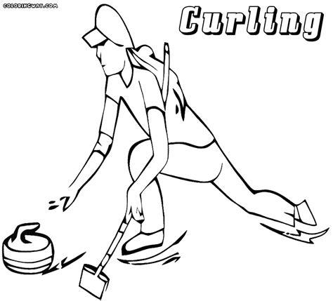 coloring page free curling coloring pages coloring pages to download and print
