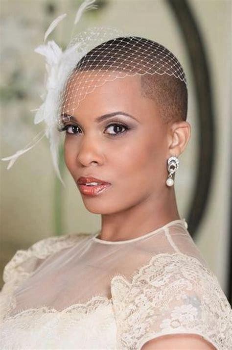 fantastic short bridal hairstyles