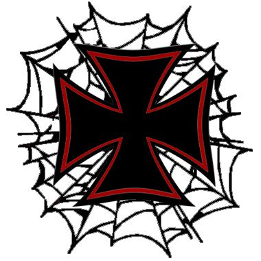 iron cross tattoo iron cross vector cliparts co