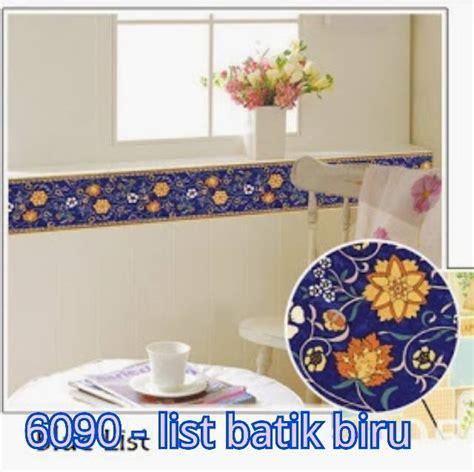 wallpaper batik tembok stiker cat tembok stiker dinding murah