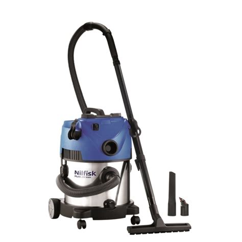 Nilfisk Vacuum Cleaner Multi 20 Inox nilfisk multi 20 inox and vacuum cleaner
