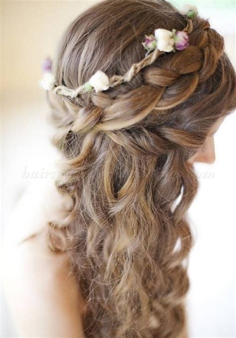 wedding hairstyles braids long hair wedding hairstyles half up long hair