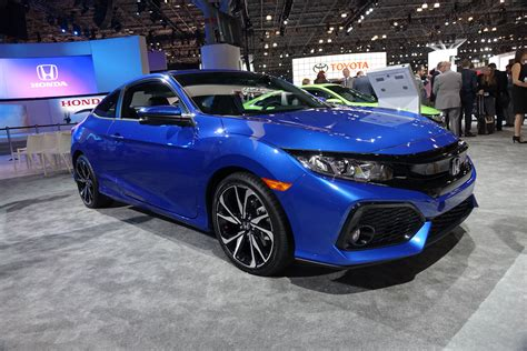 Honda Civic 2017 Horsepower by 2017 Honda Civic Si And Civic Si Coupe Revealed With 205