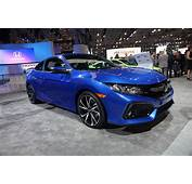 2017 Honda Civic Si And Coupe Revealed With 205