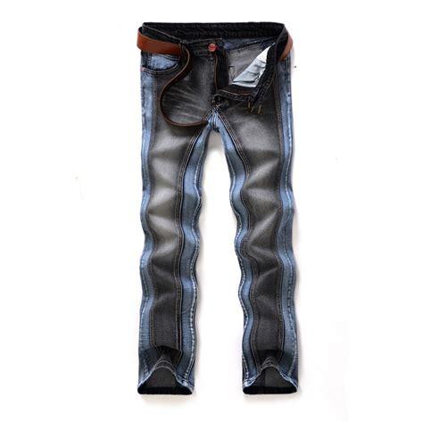 Rok Denim Motif Bordir 6 2014 rock mens italian brands for s denim trousers two color space