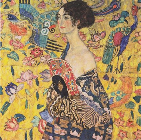 gustav klimt lady with the history blog 187 blog archive 187 klimt s last and only