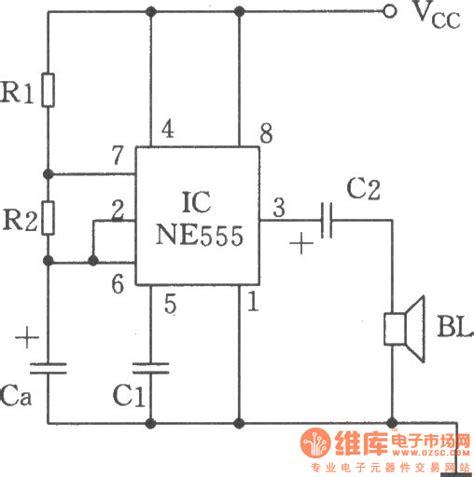 audio oscillator integrated circuit the audio oscillator with special function oscillator circuit signal processing circuit