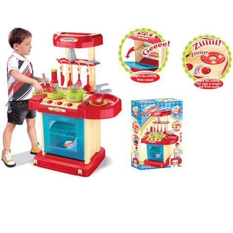 cuisine enfant jouet cuisine enfant et lumi 232 re jouet d 238 nette pliable