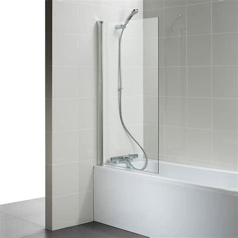 ideal standard bathtubs ideal standard connect 820 x 1400mm angle bath screen t9923eo