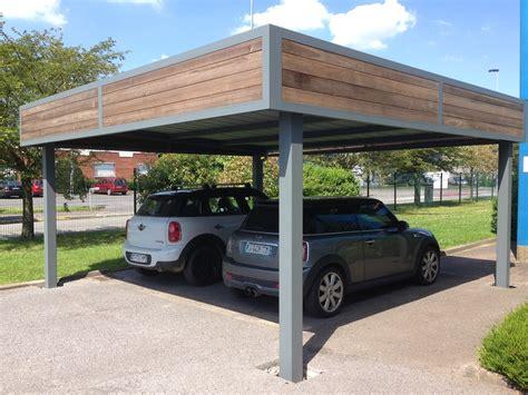carport alu carport aluminium delefortrie paysages