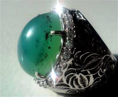Chalcedony Hejo Garut pin batu hijau garut chalcedony ajilbabcom portal