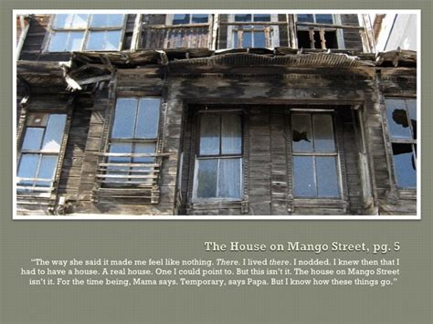 the house on mango street sparknotes the house on mango street slideshow part i