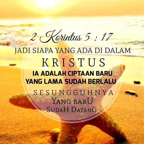 kata bijak blessing words ayat emas alkitab  korintus