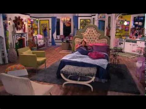 wizards of waverly place bedroom wowp wizards of apartment 13b part 8 8 youtube