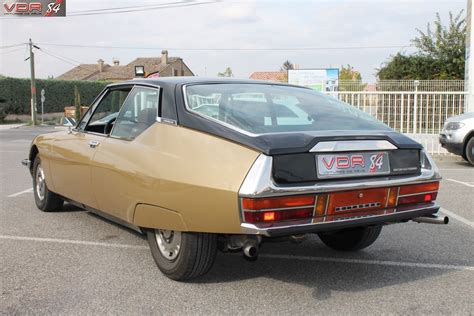 1972 Citroen Sm by Vente Citro 235 N Sm V6 1972 Injection 233 Lectronique Vdr84