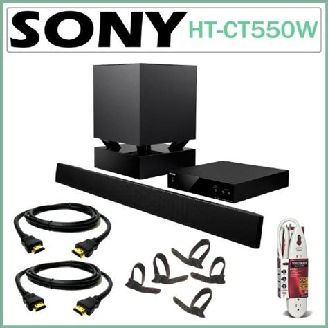 viewing product sony ht ct550w 3d sound bar home theater