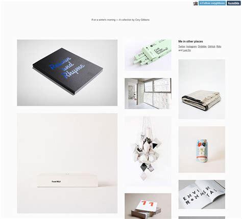 theme tumblr yuki 11 awesome free portfolio tumblr themes web graphic
