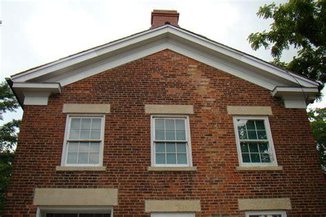 Front Gable Roof Naper Settlement Site Tour