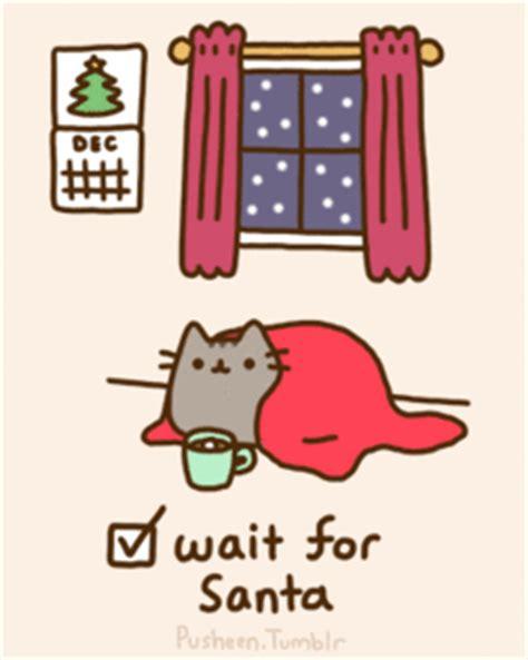 pusheen cat christmas to do list pusheen s christmas to do list pusheen the cat photo