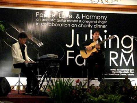 barcelona fariz rm chord jubing kristianto bengawan solo live at plaza semanggi