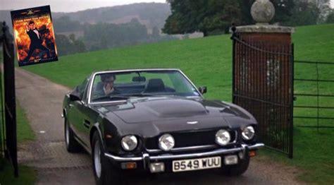 Living Daylights Aston Martin aston martin v8 living daylights by car magazine