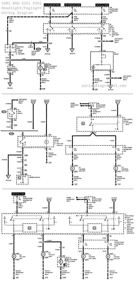 bmw e34 engine wiring diagram efcaviation