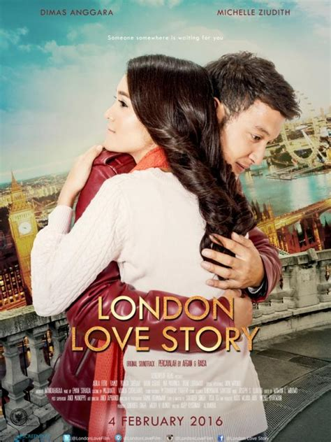 film london love story video ini alasan poster london love story bernuansa valentine