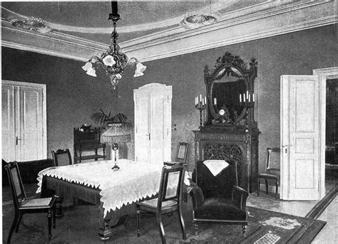 Wohnung Um 1900 by Breidenbacher Hof