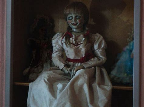 annabelle doll killer horror fans encounter dolls at every twisted turn
