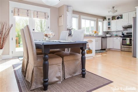 Clean Kitchen Table by How To Clean Upholstered Chairs Clean And Scentsible