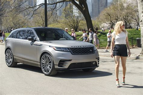 range rover velar white ellie goulding drives new range rover velar in new york