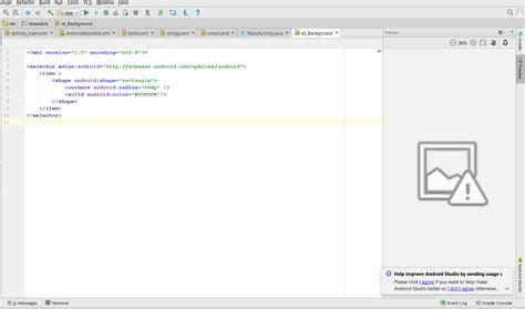 android studio layout preview rendering problem android preview rendering error stack overflow