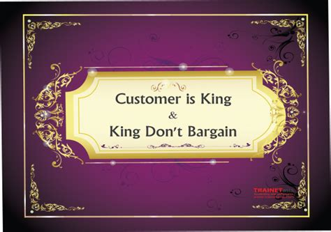 don t bargain with the the school for heiresses books customer is king king don t bargain trainetasia