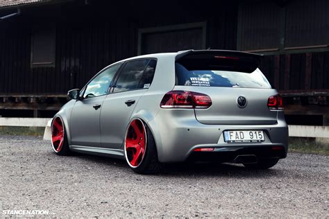 volkswagen golf stance the gallery for gt mk4 jetta wagon slammed