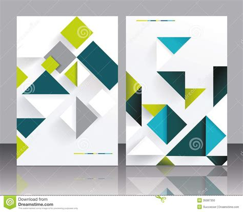 template designs vector brochure template design stock illustration image