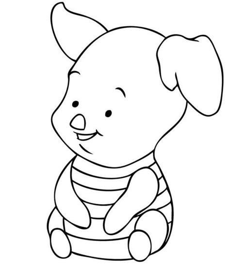 Free Disney Coloring Pages Pin Baby Pooh Coloring Pages Baby Winnie The Pooh Coloring Pages
