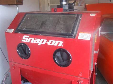 sandblaster cabinet for sale snap on sandblaster cabinet parts cabinets matttroy